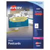 Avery Avery® Print-to-Edge Postcards AVE 5889