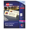 Avery Avery® Tent Cards AVE 5914