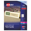 Avery Avery® Tent Cards AVE 5915