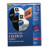 Avery Avery® CD/DVD Labels AVE 5931
