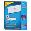 Avery Avery® Easy Peel® Address Labels AVE 5961