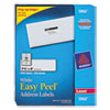 Avery Avery® Easy Peel® Address Labels AVE 5962