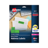 Avery Avery® High-Visibility Labels AVE5971
