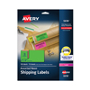 Avery Avery® High-Visibility Labels AVE 5978