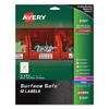 Avery Avery® Surface Safe® ID Labels AVE 61501