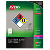 Avery Avery® Surface Safe™ Sign Labels AVE 61513
