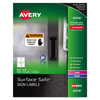 Avery Avery® Surface Safe™ Sign Labels AVE 61514