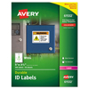 Avery Avery® Durable Permanent ID Labels with TrueBlock® Technology AVE 61532