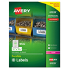 Avery Avery® Durable Permanent ID Labels with TrueBlock® Technology AVE 61533