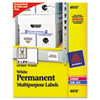 Avery Avery® Permanent Durable ID Labels AVE 6572