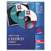 Avery Avery® CD/DVD Labels AVE 6692