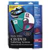 Avery Avery® CD/DVD Labeling System AVE 6695