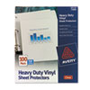 Avery Avery® Top-Loading Legal Size Sheet Protector AVE 73900