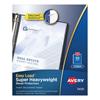 Avery Avery® Nonglare Finish Sheet Protector AVE74131