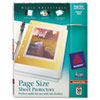 Avery Avery® Diamond Clear Page Size Sheet Protector AVE 74203