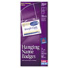 Avery Avery® Hanging Name Badges AVE 74520