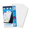 Avery Avery® Acid-Free CD Organizer Sheets for 3-Ring Binders AVE 75263