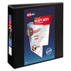 Binders & Binding Systems: Avery® Extra-Wide Heavy-Duty View Binder with One Touch EZD® Ring