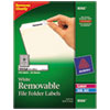 Avery Avery® Removable File Folder Labels AVE 8066