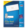 Avery Avery® Easy Peel® Address Labels AVE 8161