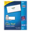 Avery Avery® Easy Peel® Address Labels AVE 8162