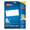 Avery Avery® Easy Peel® Return Address Labels AVE 8195
