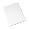 Avery Avery® Collated Legal Dividers Allstate® Style Side Tab AVE 82174