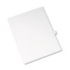 Clean and Green: Avery® Collated Legal Dividers Allstate® Style Side Tab