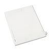 Avery Avery® Collated Legal Dividers Allstate® Style Side Tab AVE 82225