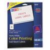 Avery Avery® Mailing Labels AVE 8255