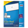 Avery Avery® Easy Peel® Address Labels AVE 8460