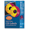 Avery Avery® CD/DVD Labels AVE 8691