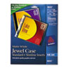 Avery Avery® Jewel Case Inserts AVE 8693