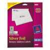 Avery Avery® Foil Mailing Labels AVE 8986