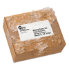 Avery Avery® WeatherProof™ Durable Mailing Labels with TrueBlock® Technology AVE 95523