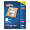 Avery Avery® White Shipping Labels AVE 95930
