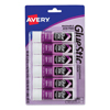 Avery Avery® Disappearing Color Permanent Glue Stics AVE 98096