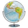 Advantus Advantus® World Globe w/Blue Oceans AVT 30502