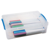 Advantus Advantus® Super Stacker® Large Pencil Box AVT 37539