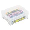 Desk Accessories and Workspace Organizers: Advantus® Super Stacker Crayon Box