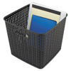 waste basket: Advantus Extra Large Weave Bin