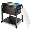 Filing cabinets: Advantus® Folding Mobile File Cart