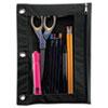 Binder Accessories Binder Dividers: Advantus® Binder Pencil Pouch