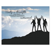 Advantus Advantus® Silhouette Canvas Motivational Print AVT 78094