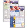 Advantus Advantus® State/Federal Labor Law Poster Combo Pack AVT 83905