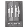 Facility Maintenance: Advantus® Pop-Out ADA Sign