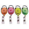 Ring Panel Link Filters Economy: Advantus® Carabiner-Style Retractable ID Reel