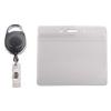 Advantus Advantus® Resealable ID Badge Holders AVT 91130