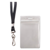 Advantus Advantus® Resealable ID Badge Holders AVT 91131