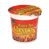 General Mills Honey Nut Cheerios Cereal, Single-Serve 1.8oz Cup, Six per Box